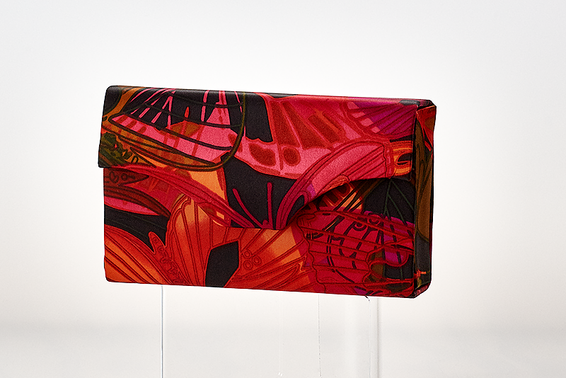Pemberton Clutch Colorful